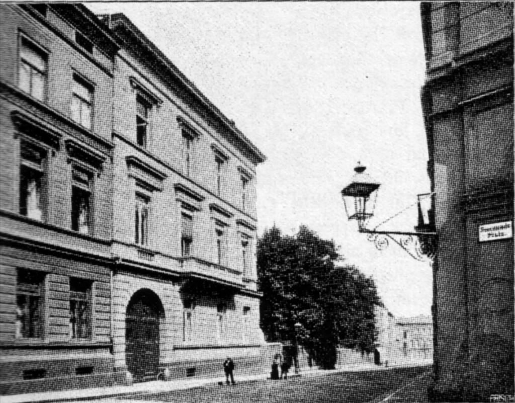 Wohnhaus Harskampstraße