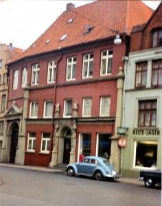 Wohn-/Geschäftshaus Hase-Lbg