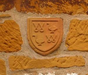 Wappenstein -von-Giech